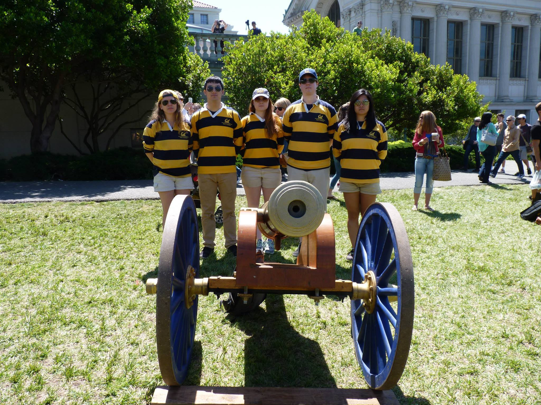 The California Victory Cannon