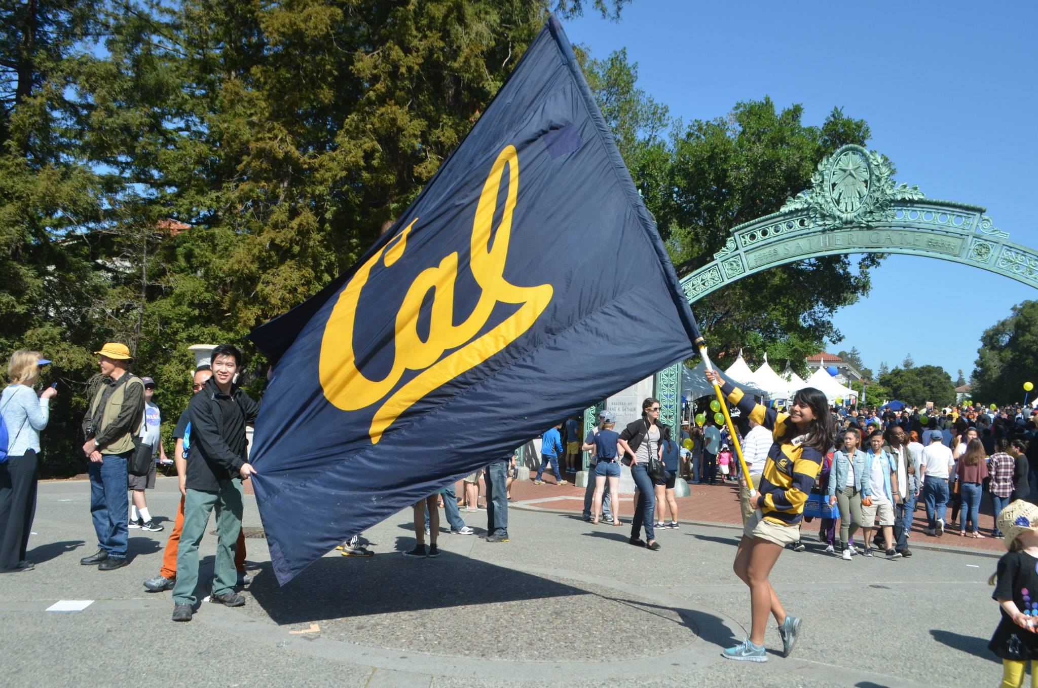 The Cal Flags