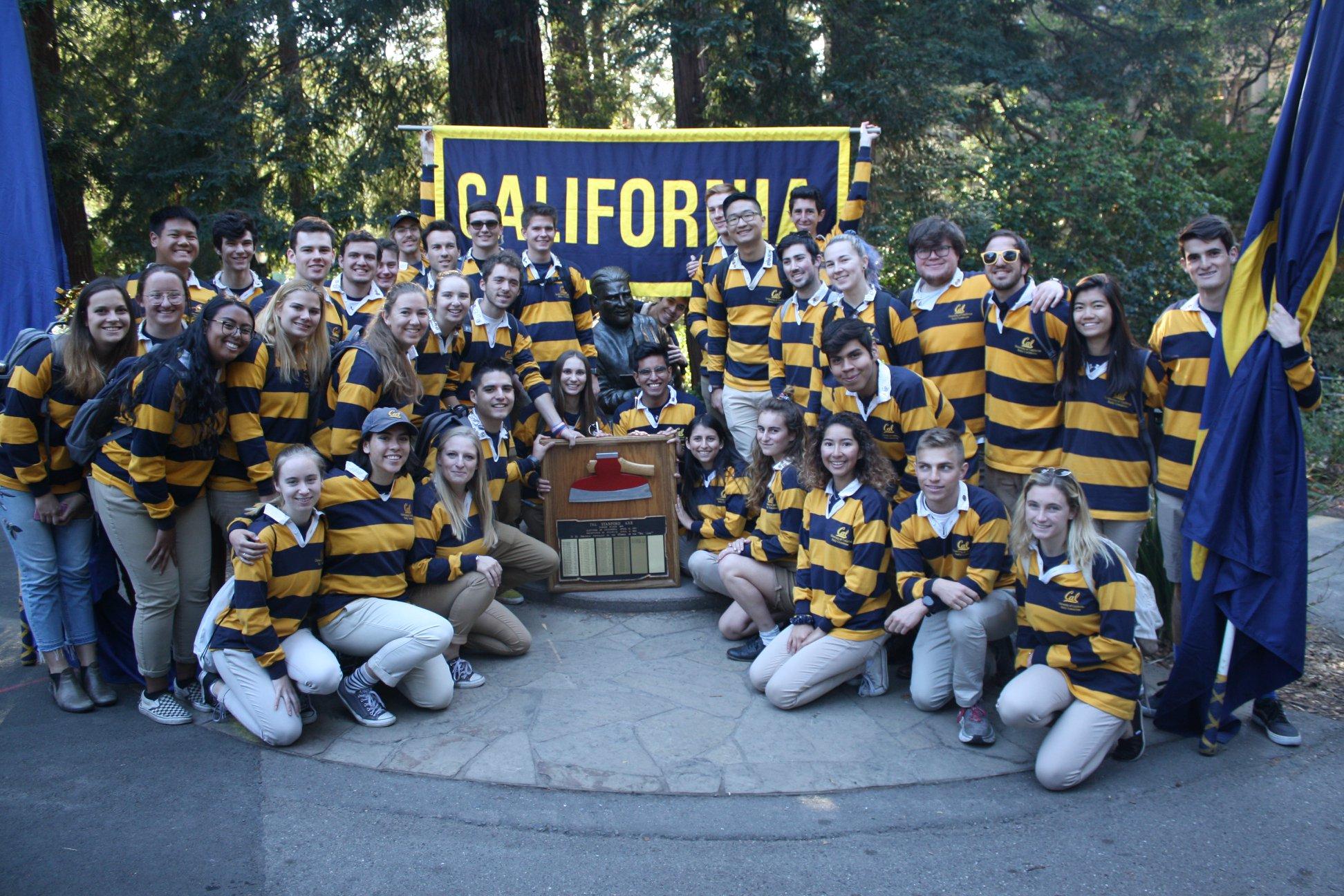 University of California Rally Committee