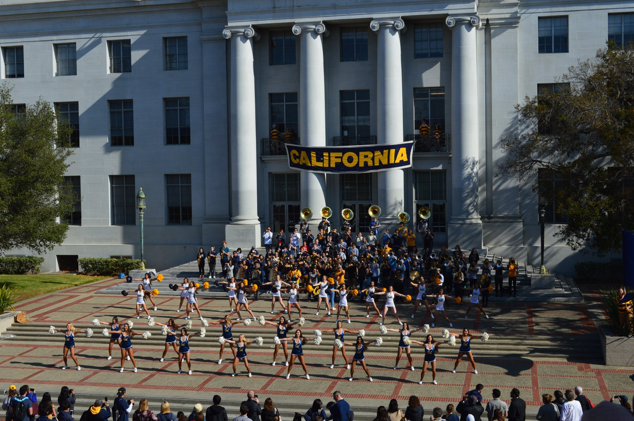 Sproul Noon Rally